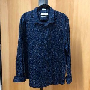 Calvin Klein Classic Fit Coupe Classique Shirt